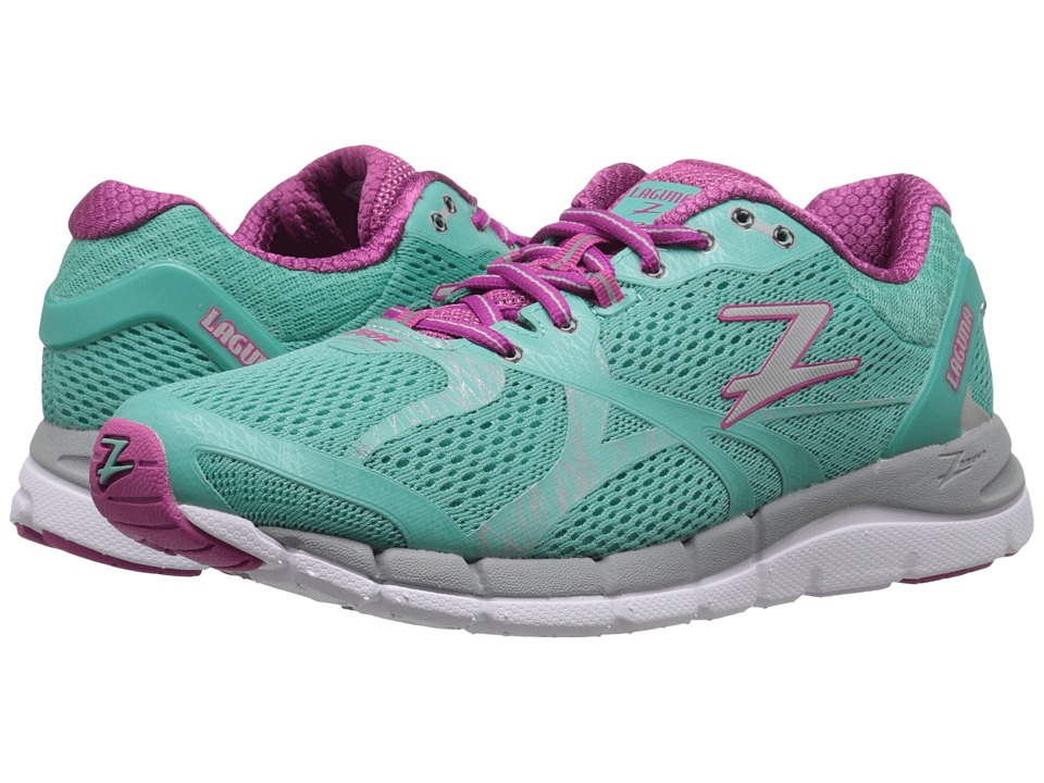 Zoot Sports - Laguna (Aquamarine/Passion Fruit/Grey) Women's Running Shoes