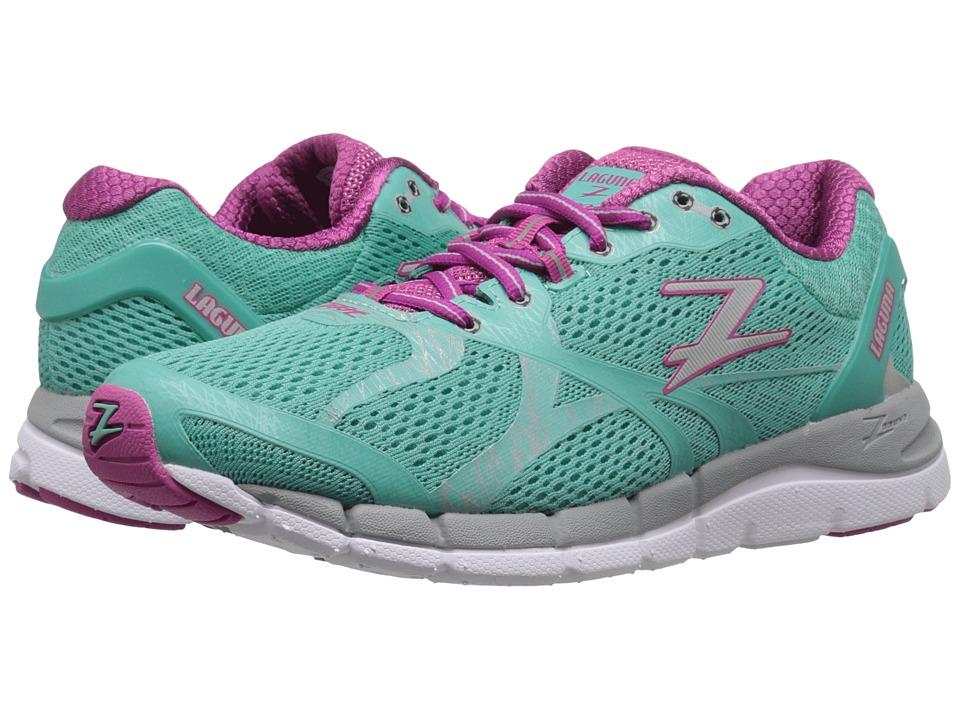 Zoot Sports - Laguna (Aquamarine/Passion Fruit/Grey) Women's Running Shoes