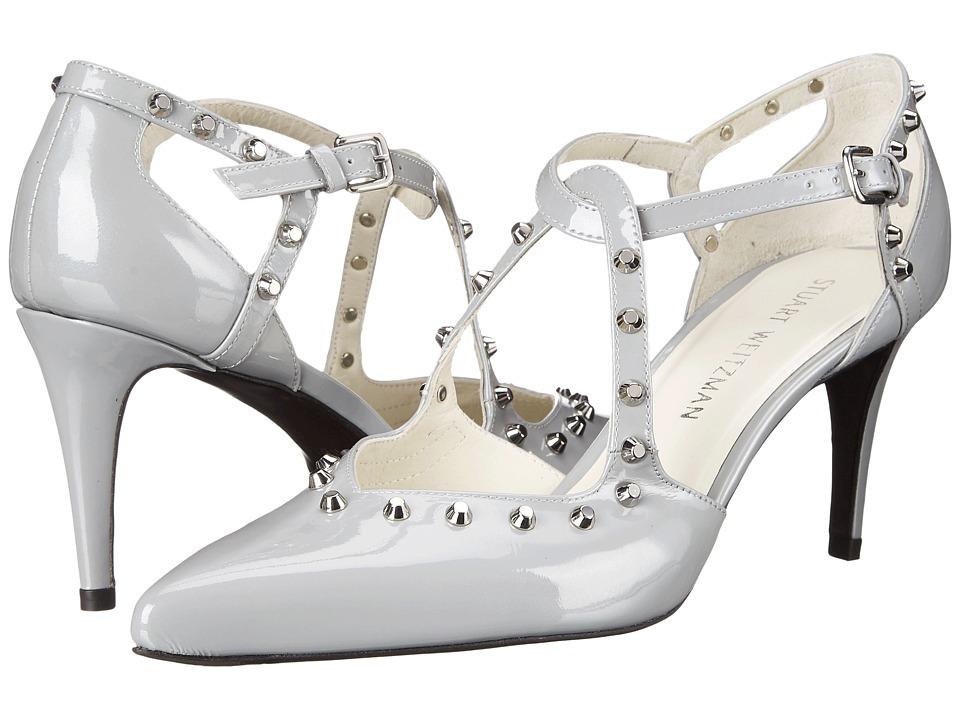 Stuart Weitzman - Meteor (Silver Aniline) Women's Shoes
