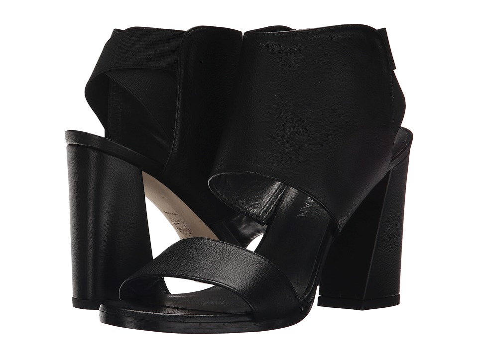 Stuart Weitzman - Inpower (Black Comfy Calf) High Heels