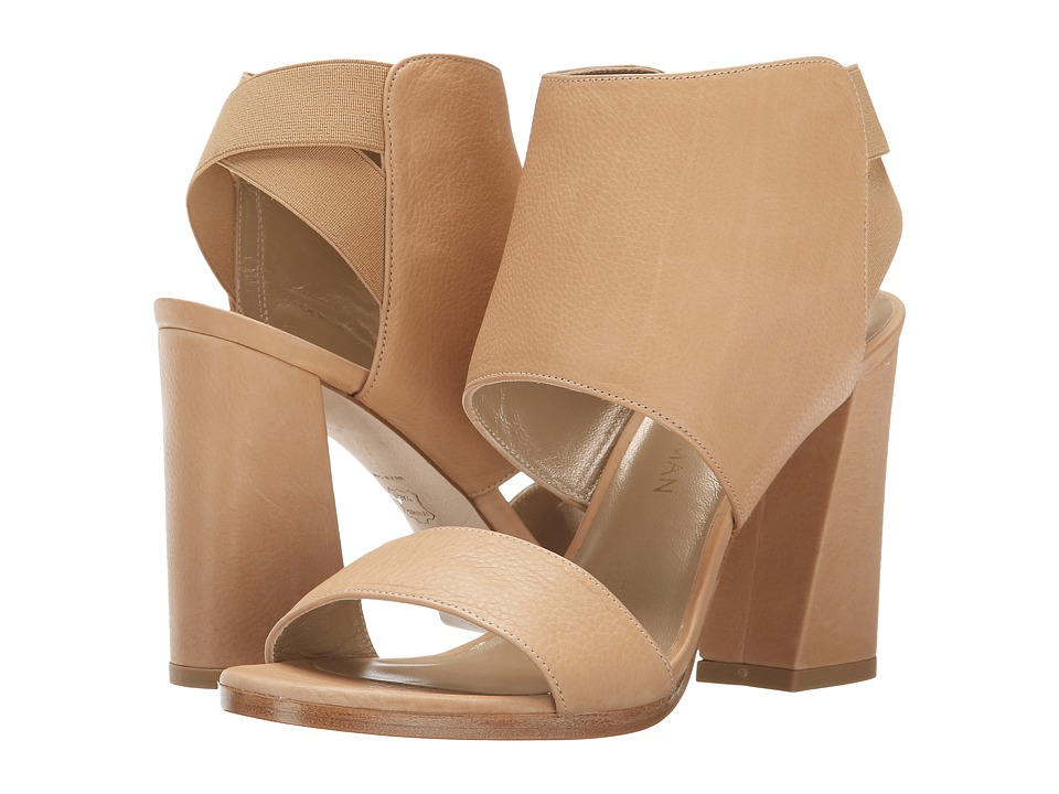 Stuart Weitzman - Inpower (Pecan Comfy Calf) High Heels