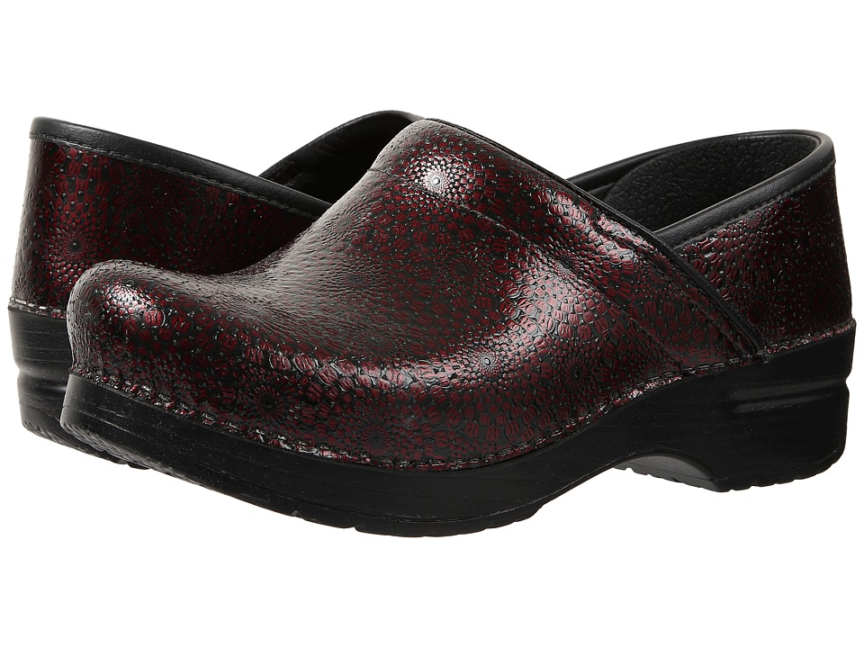 Dansko - Professional (Wine Medallion) Women's Clog Shoes