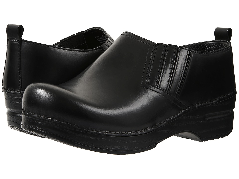 Dansko - Piet (Black Cabrio) Women's Shoes