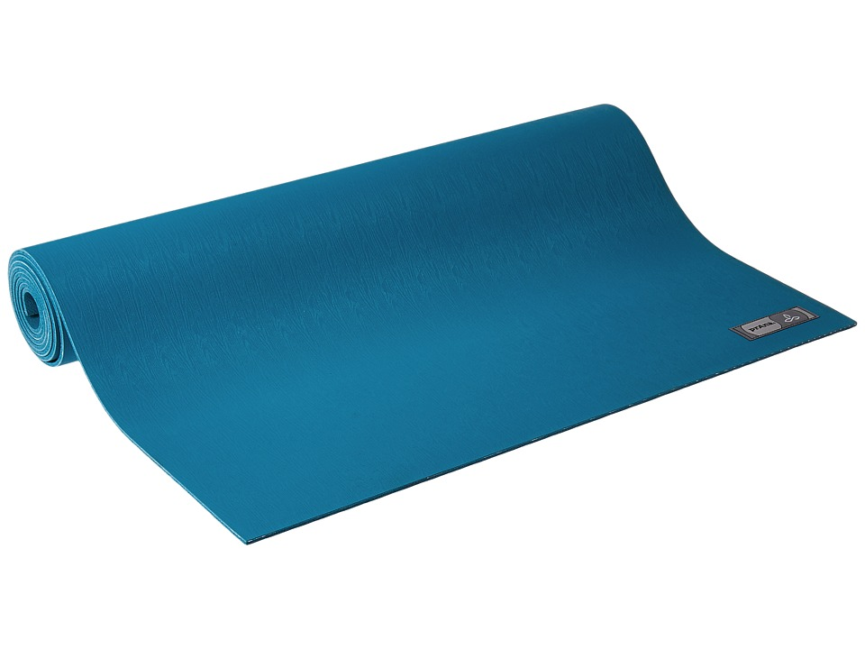 Prana - Indigena Natural Yoga Mat (Cove) Athletic Sports Equipment