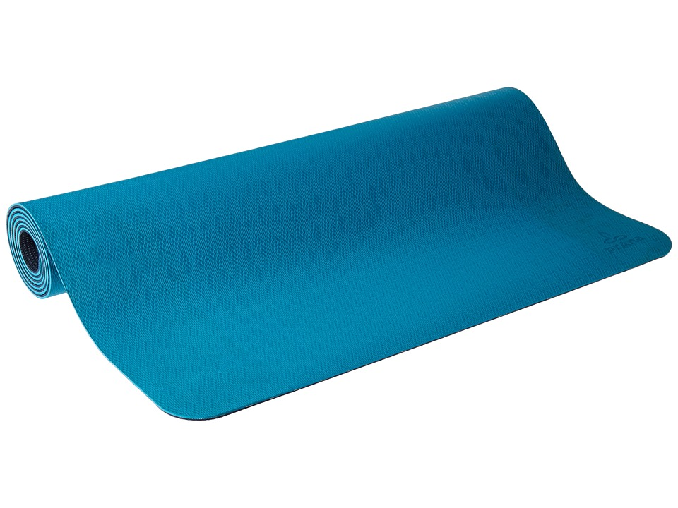 Prana - Large E.C.O. Yoga Mat (Cove) Athletic Sports Equipment
