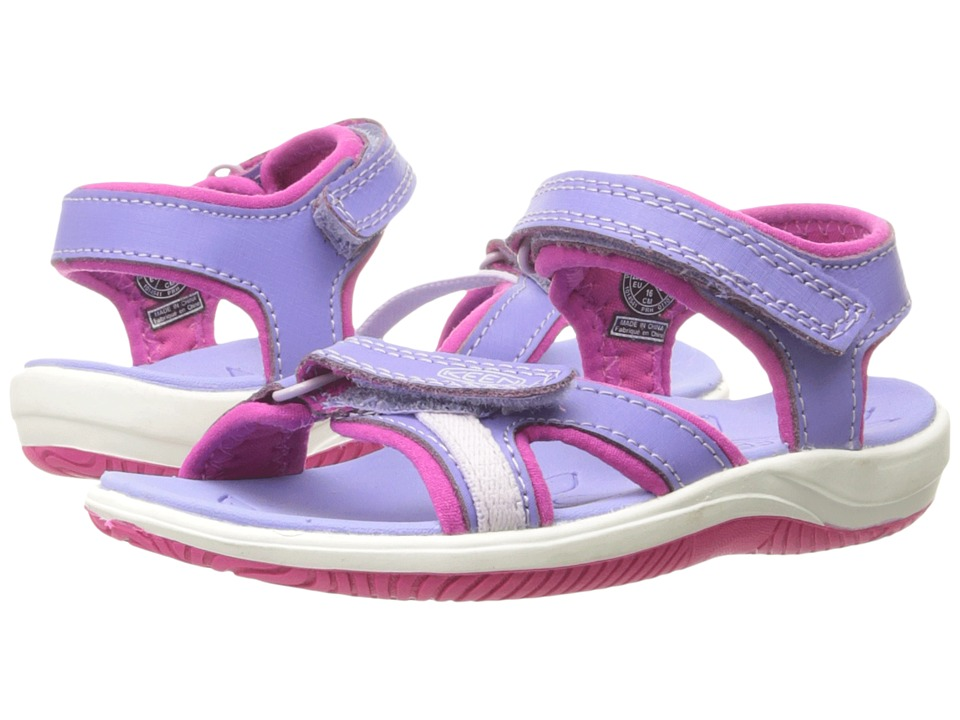 Keen Kids - Harper (Toddler/Little Kid) (Periwinkle/Very Berry) Girls Shoes