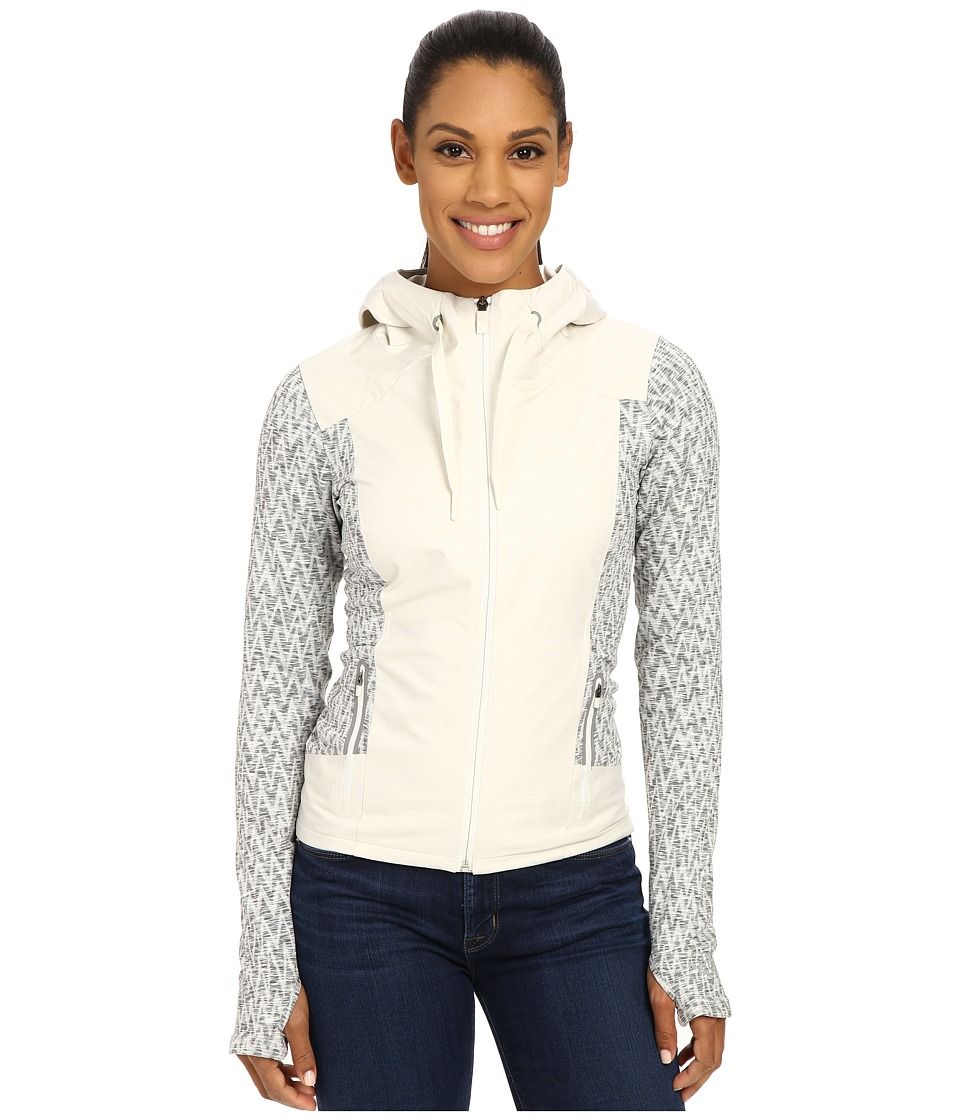 The North Face - Dyvinity Short Jacket (Vaporous Grey) Women's Coat