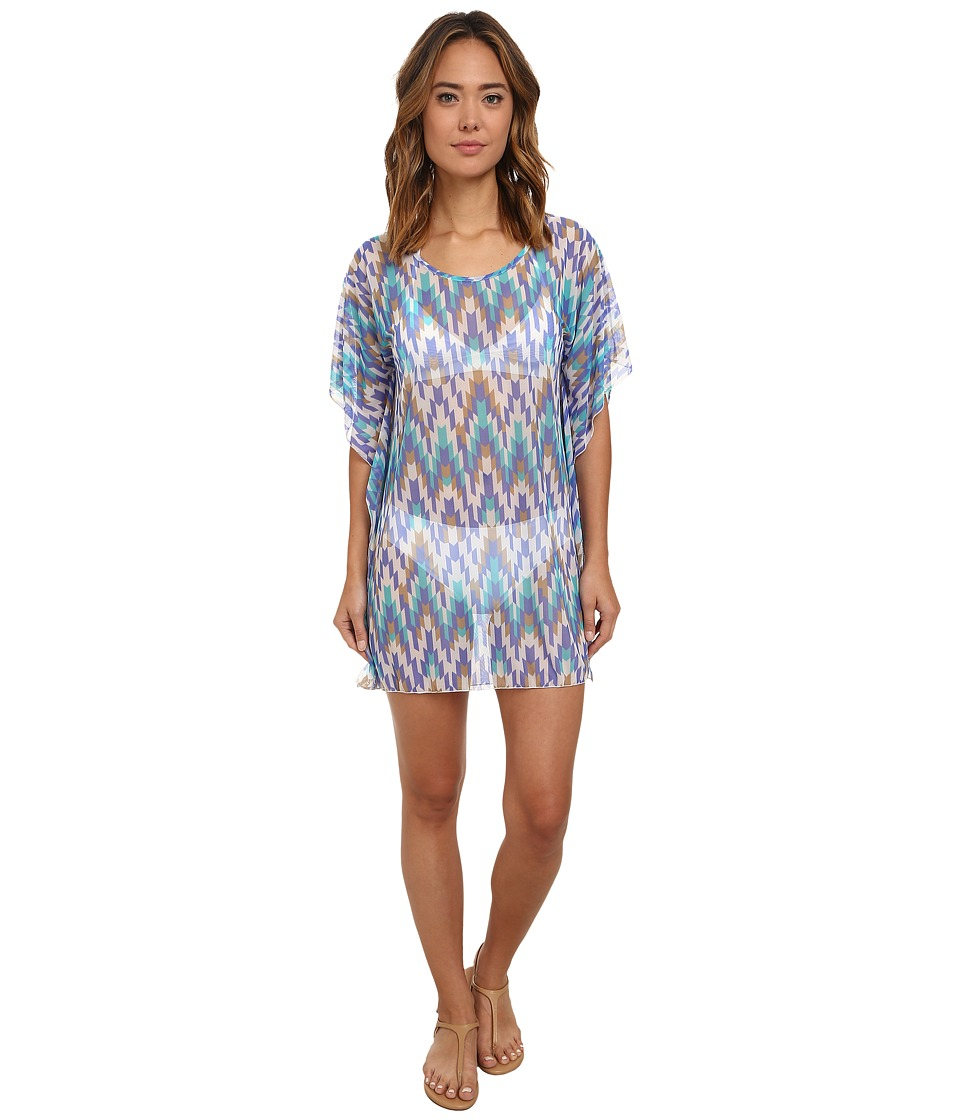 Athena - Desert Escape Tunic Cover-Up (Multi) Women's Swimwear