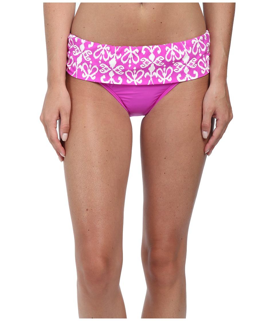 Athena - Sand Tropez Banded Pant (Raspberry) Women's Swimwear