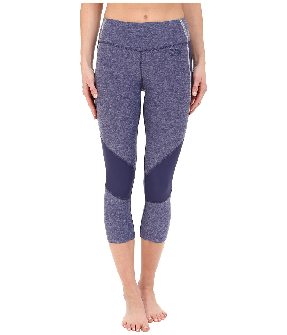 The North Face Dynamix Leggings (Patriot Blue) Women