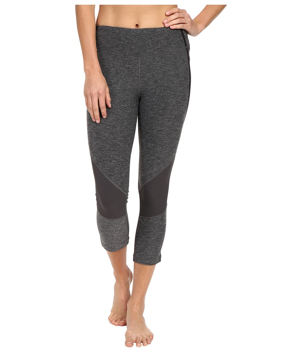 The North Face - Dynamix Leggings (TNF Dark Grey Heather) Women