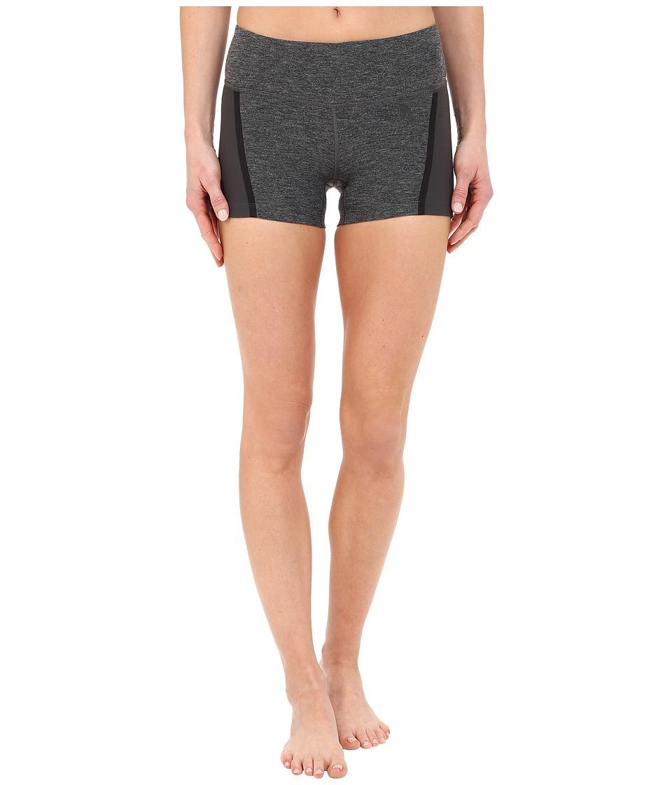 The North Face - Dynamix Short Tight (TNF Dark Grey Heather) Women's Shorts