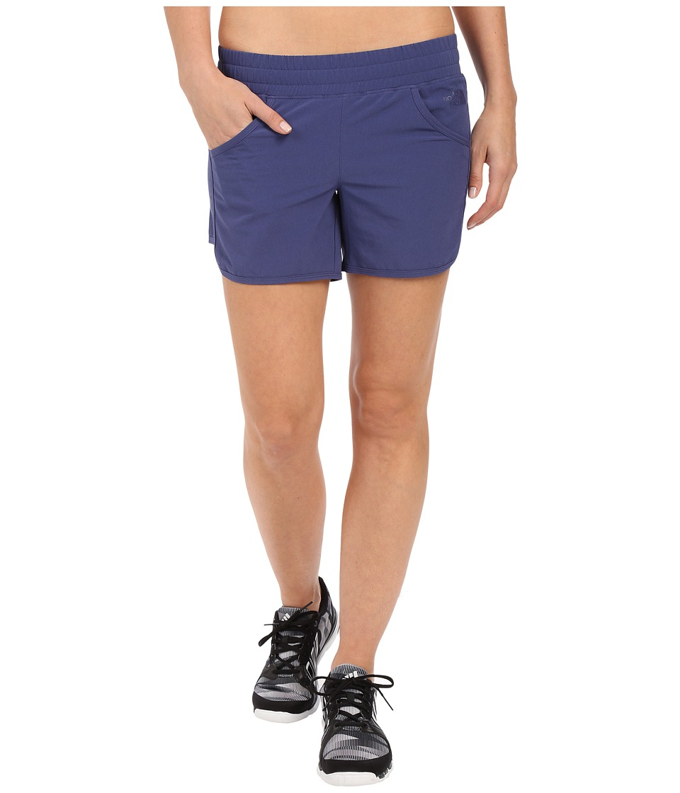 The North Face - Ma-X Board Shorts (Patriot Blue Heather) Women's Shorts