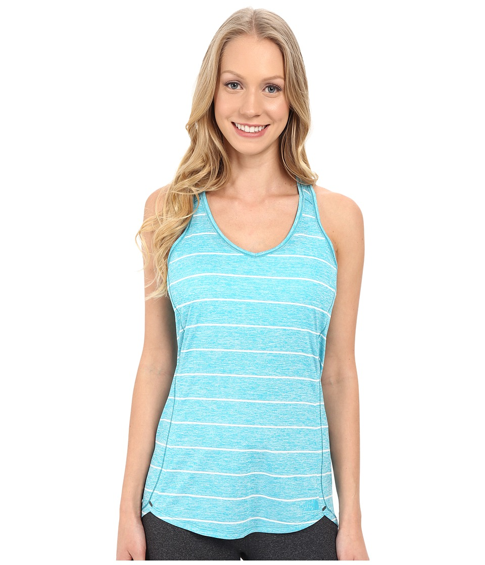 The North Face - Ma-X Tank Top (Bluebird) Women's Sleeveless