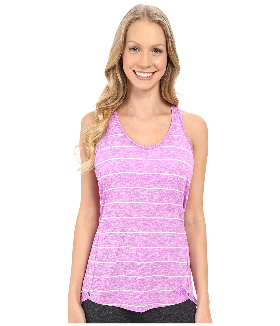 The North Face - Ma-X Tank Top (Sweet Violet) Women's Sleeveless
