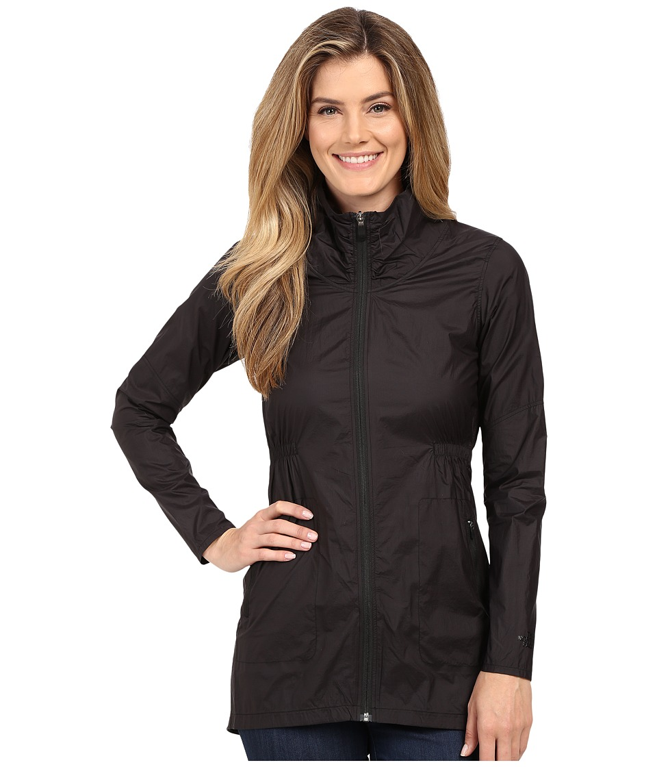The North Face - Nueva Trench Jacket (TNF Black) Women's Coat