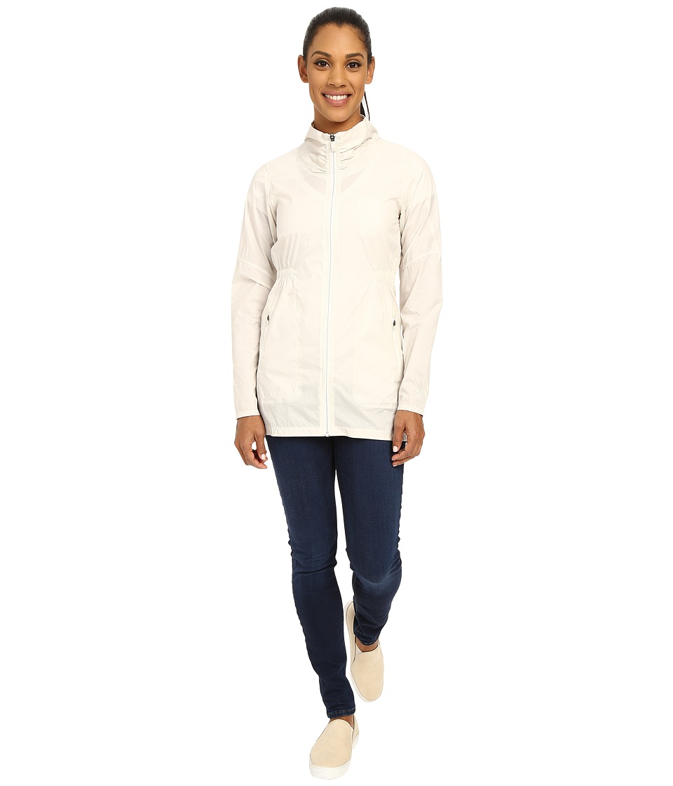 The North Face Nueva Trench Jacket (Vaporous Grey) Women