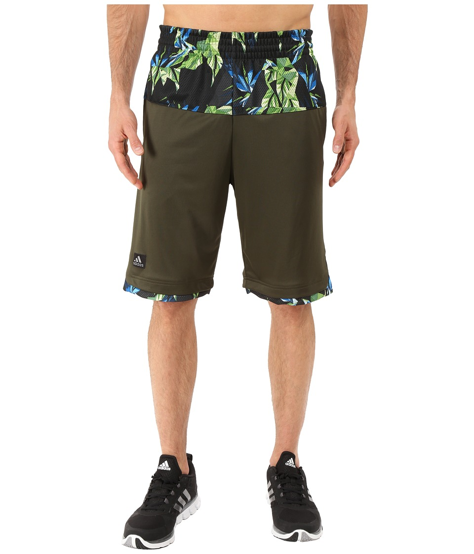 adidas - Urban Jungle Shorts (Night Cargo) Men's Shorts