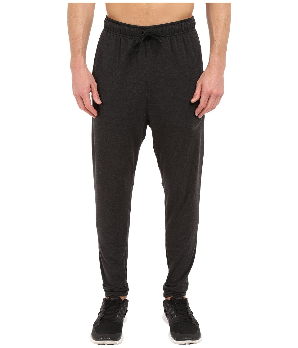 Nike - Dri-FITtm Fleece Training Pant (Black/Black) Men's Casual Pants