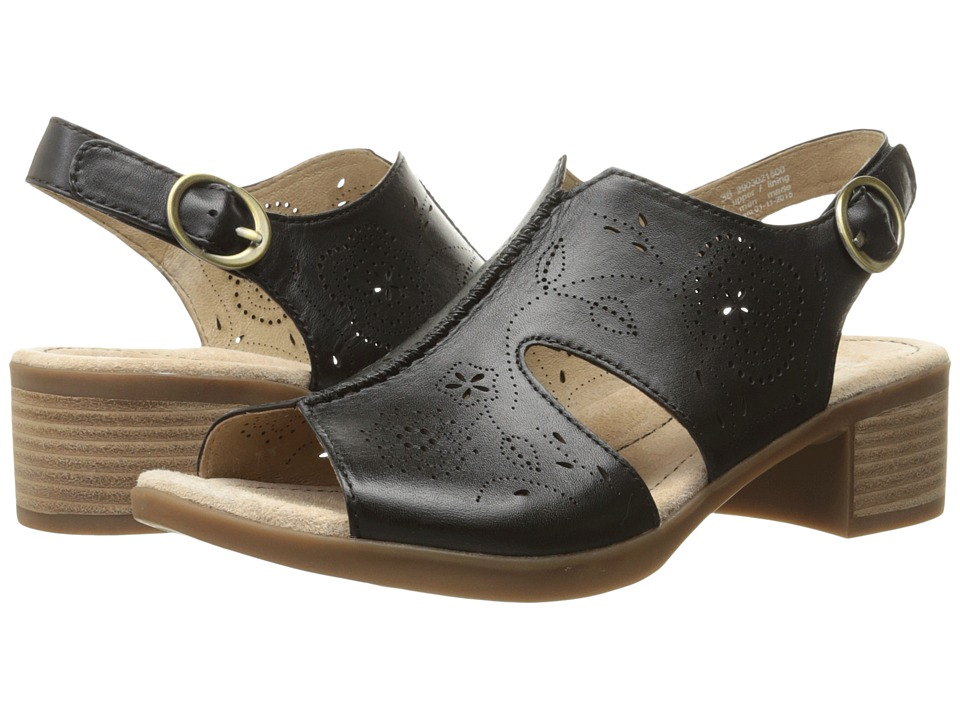 Dansko - Lisa (Black Veg) Women's Sandals