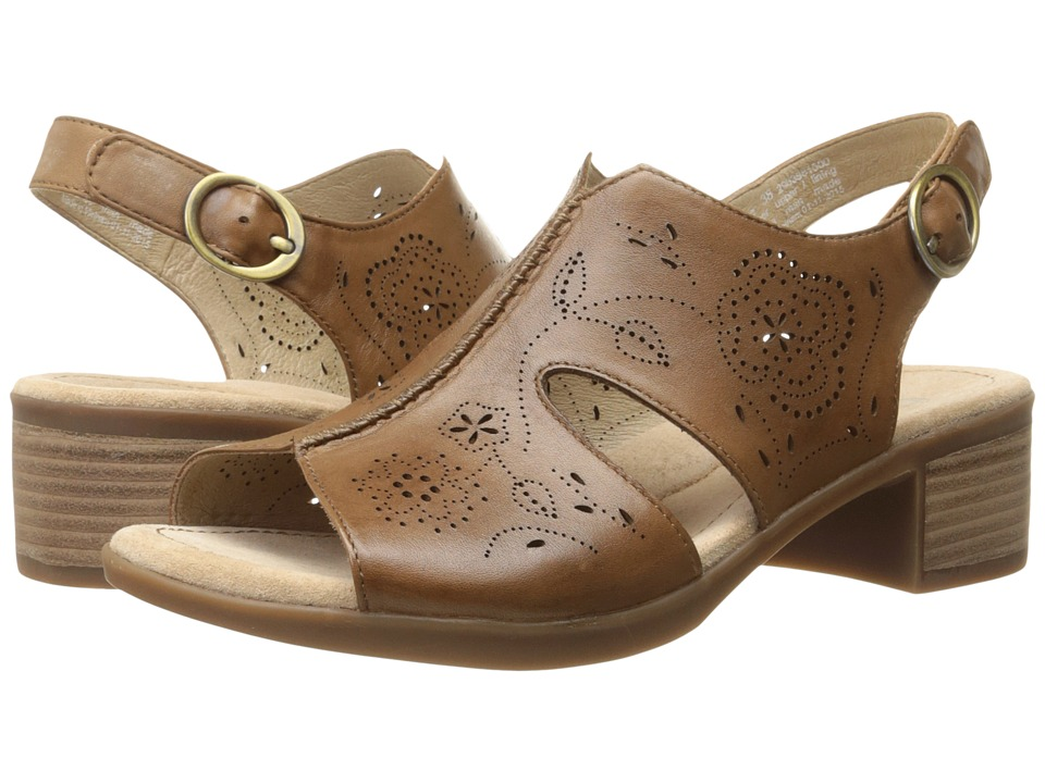 Dansko - Lisa (Camel Veg) Women's Sandals