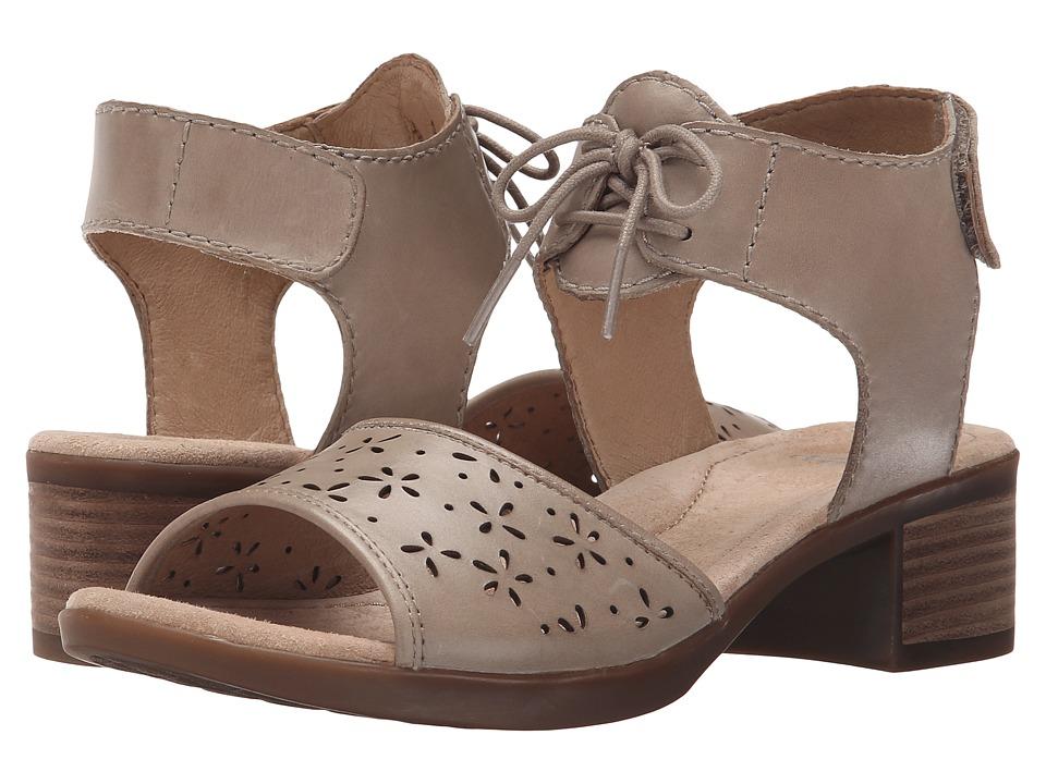 Dansko - Liz (Taupe Antiqued Calf) Women's Sandals