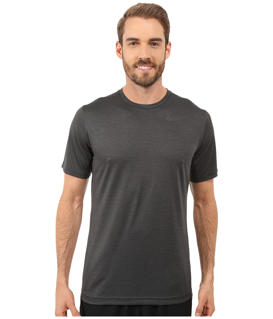 Nike - Dri-FITtm Training Shirt (Black/Black) Men's Clothing