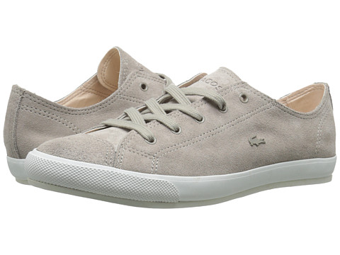 Lacoste - FAIRBURN W20 (Light Brown) Women's Lace up casual Shoes