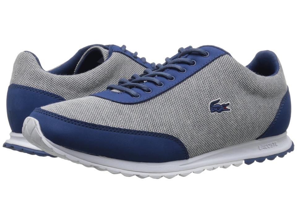 Lacoste - Helaine Runner 7 (Blue/Blue) Women