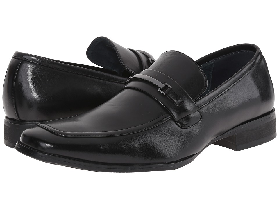 Steve Madden - Sharp (Black) Men's Shoes