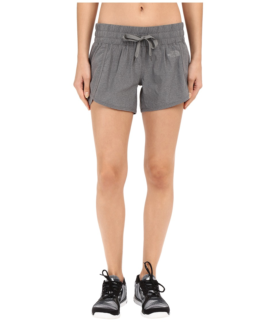 The North Face - Nueva Shorts (Zinc Grey) Women's Shorts