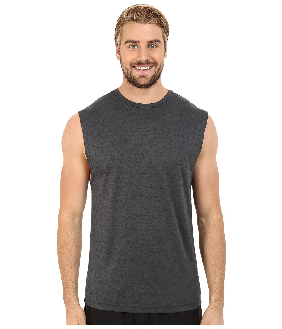 Nike - Dri-FITtm Training Muscle Tank Top (Black/Black) Men's Sleeveless