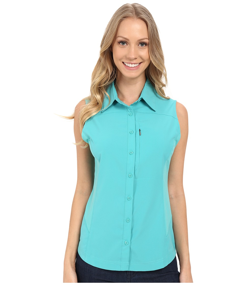 Columbia - Silver Ridge II Sleeveless Shirt (Miami) Women