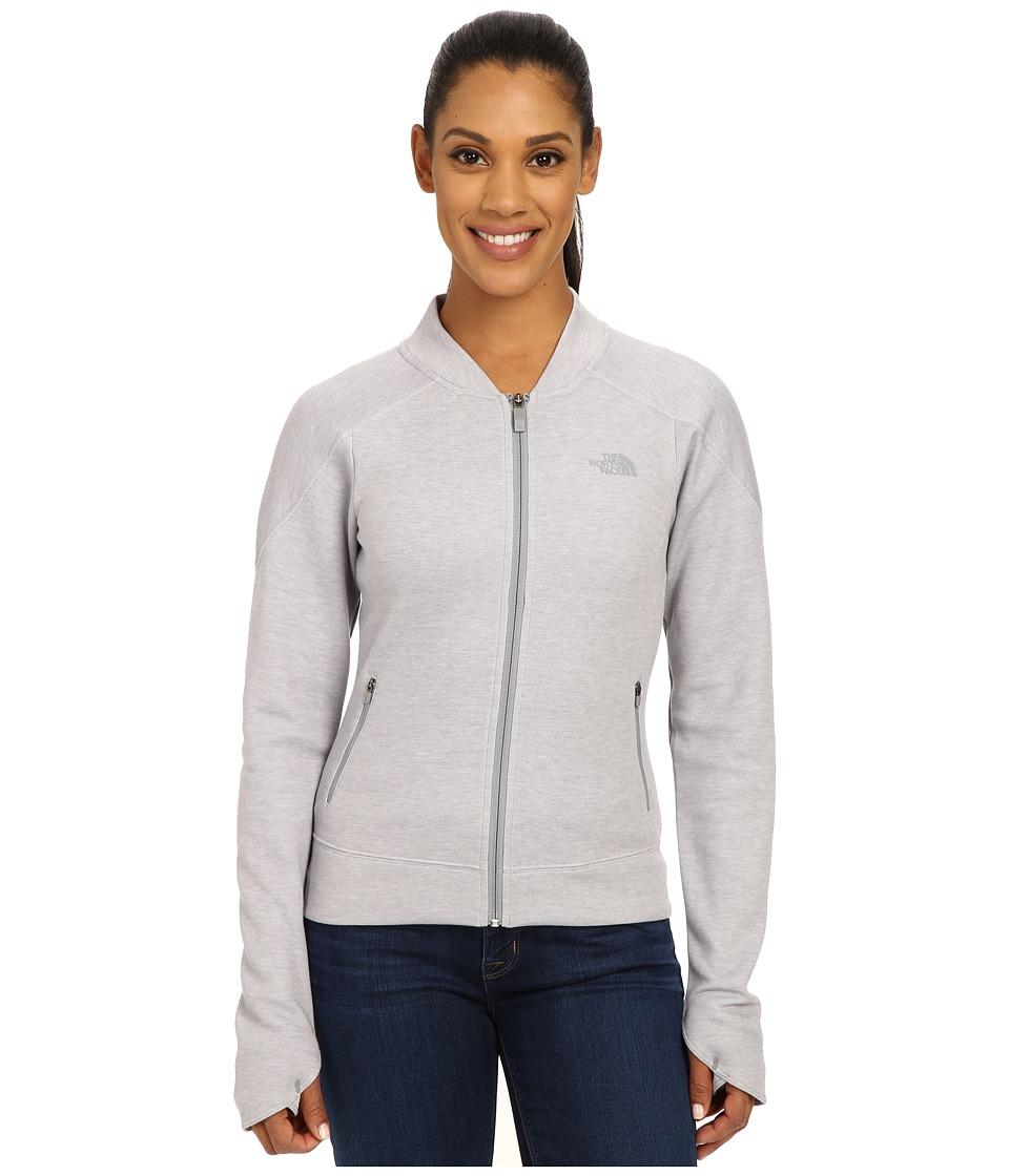The North Face - Short Cut Jacket (Patriot Blue Heather (Prior Season)) Women's Coat