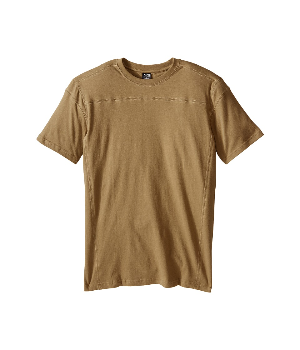 KUHL Kids - Boy's Blast SS (Little Kids/Big Kids) (Sand Stone) Boy's Short Sleeve Pullover