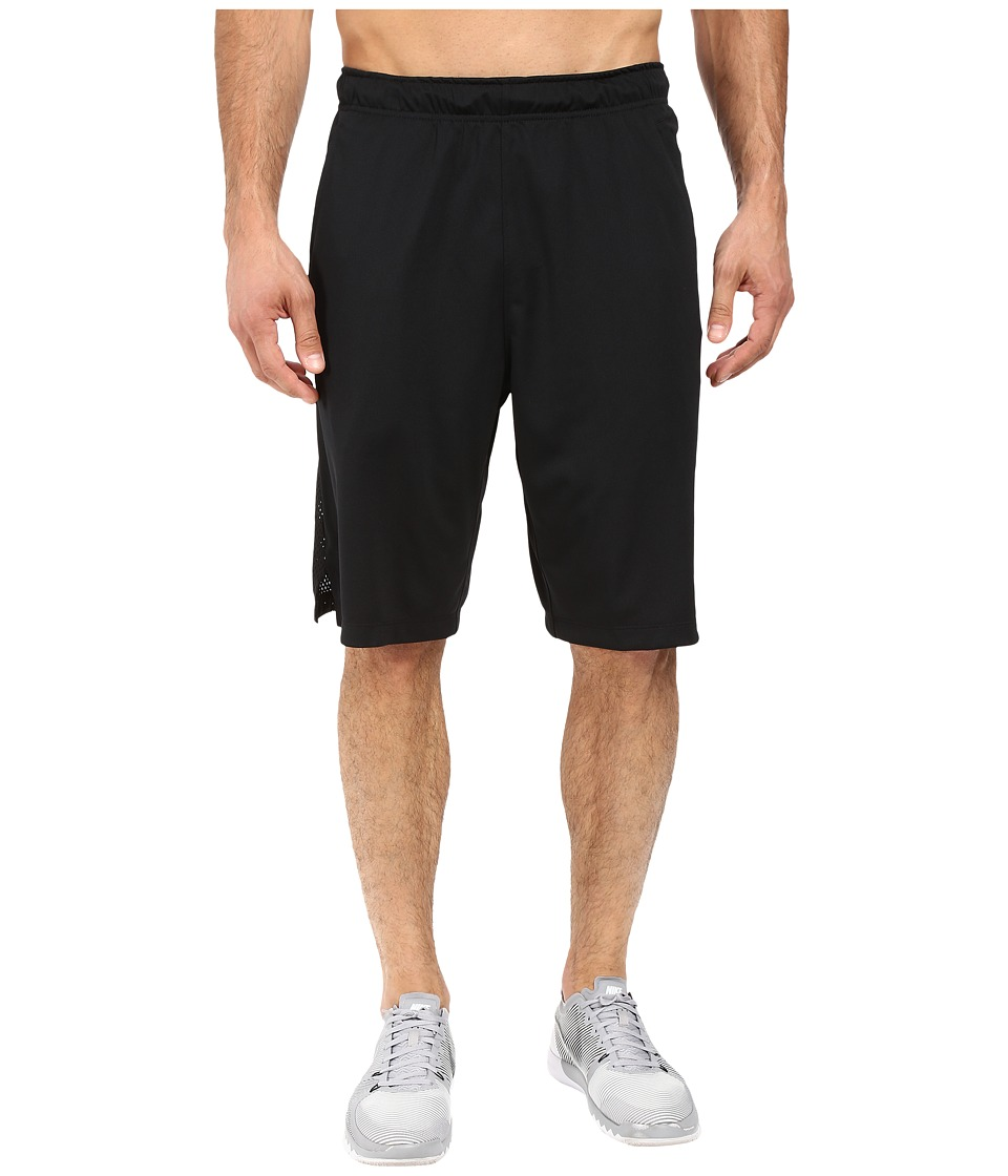 Nike - Hyperspeed Knit Training Short (Black/Black/Black) Men's Shorts