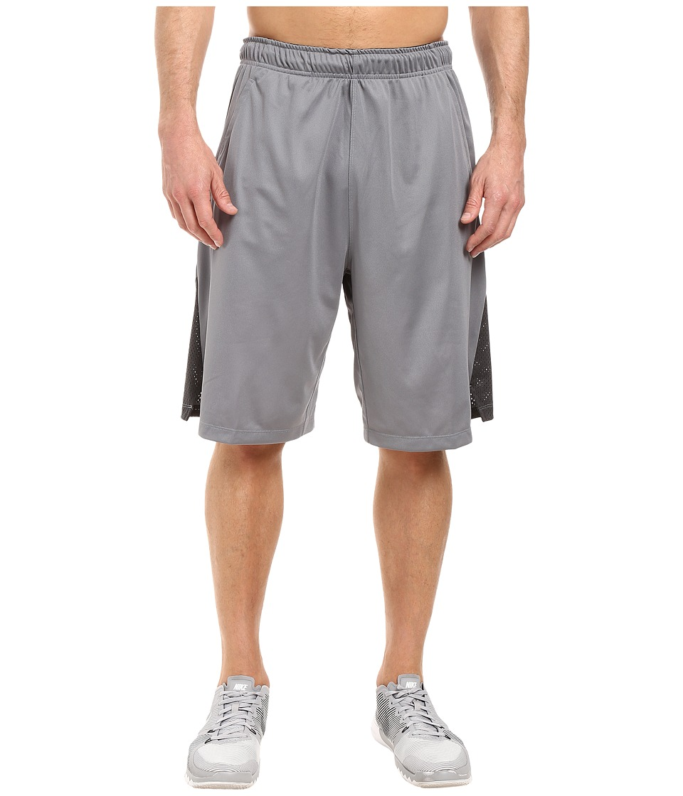 Nike - Hyperspeed Knit Training Short (Cool Grey/Anthracite/Black) Men's Shorts