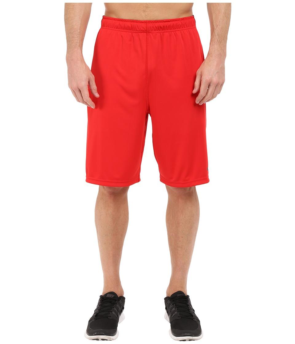 Nike - Fly Short 2.0 (University Red.Obsidian/Black) Men's Shorts