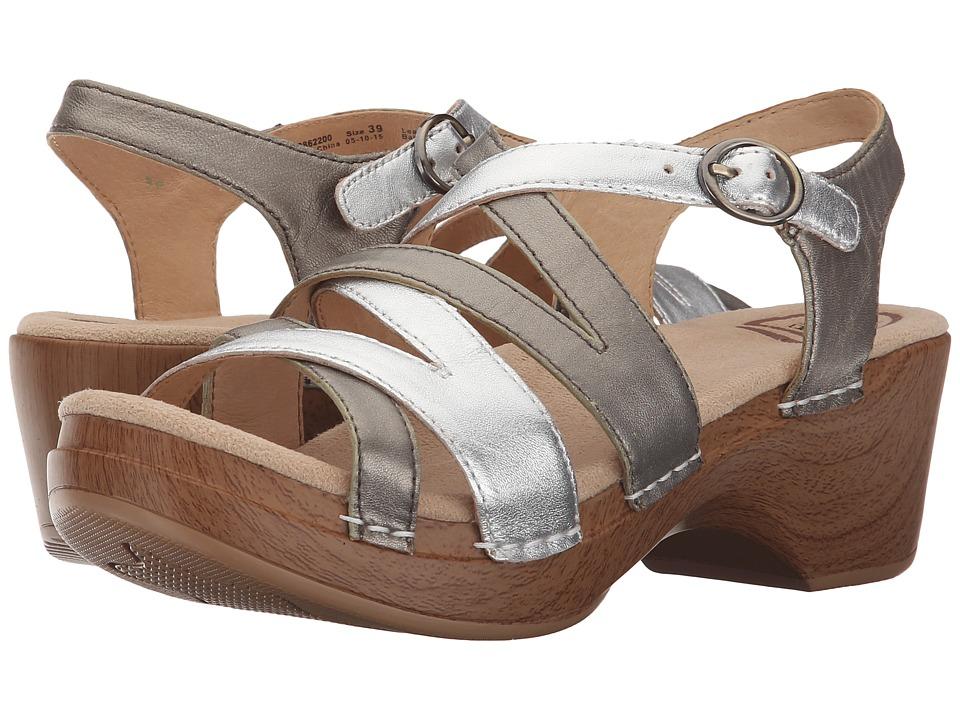 Dansko - Stevie (Metallic Multi) Women's Sandals