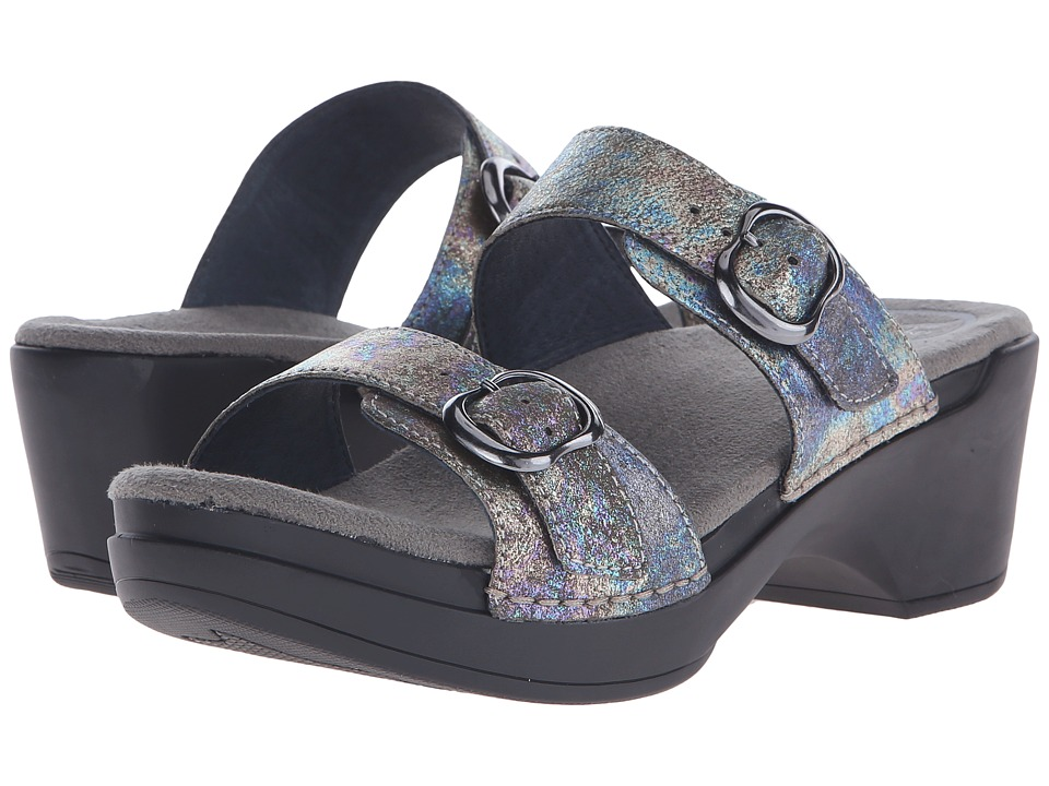 Dansko - Sophie (Petrol Leather) Women's Sandals