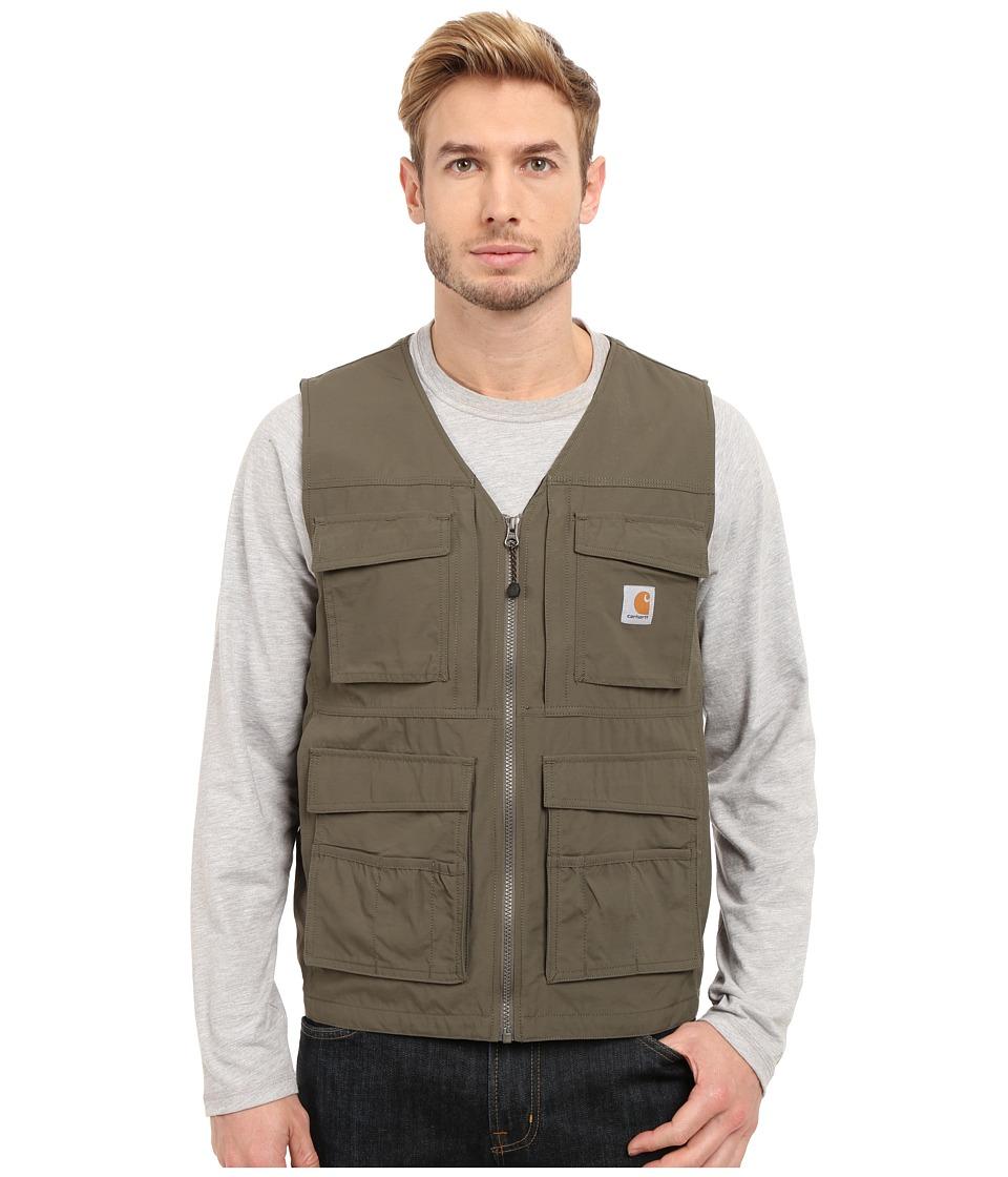 Carhartt - Briscoe Vest (Moss) Men's Vest