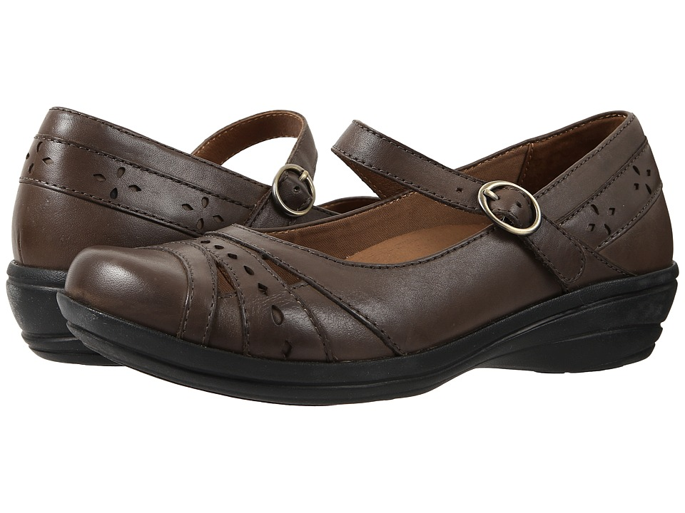 Dansko - Mathilda (Dark Taupe Veg) Women's Maryjane Shoes