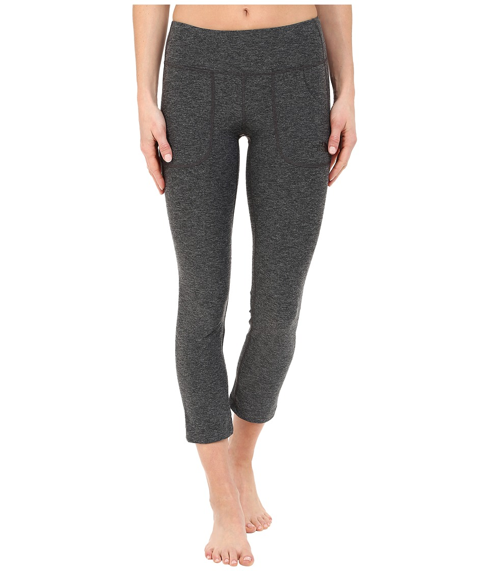 The North Face - Motivation Slim Capris (TNF Dark Grey Heather (Prior Season)) Women's Capri