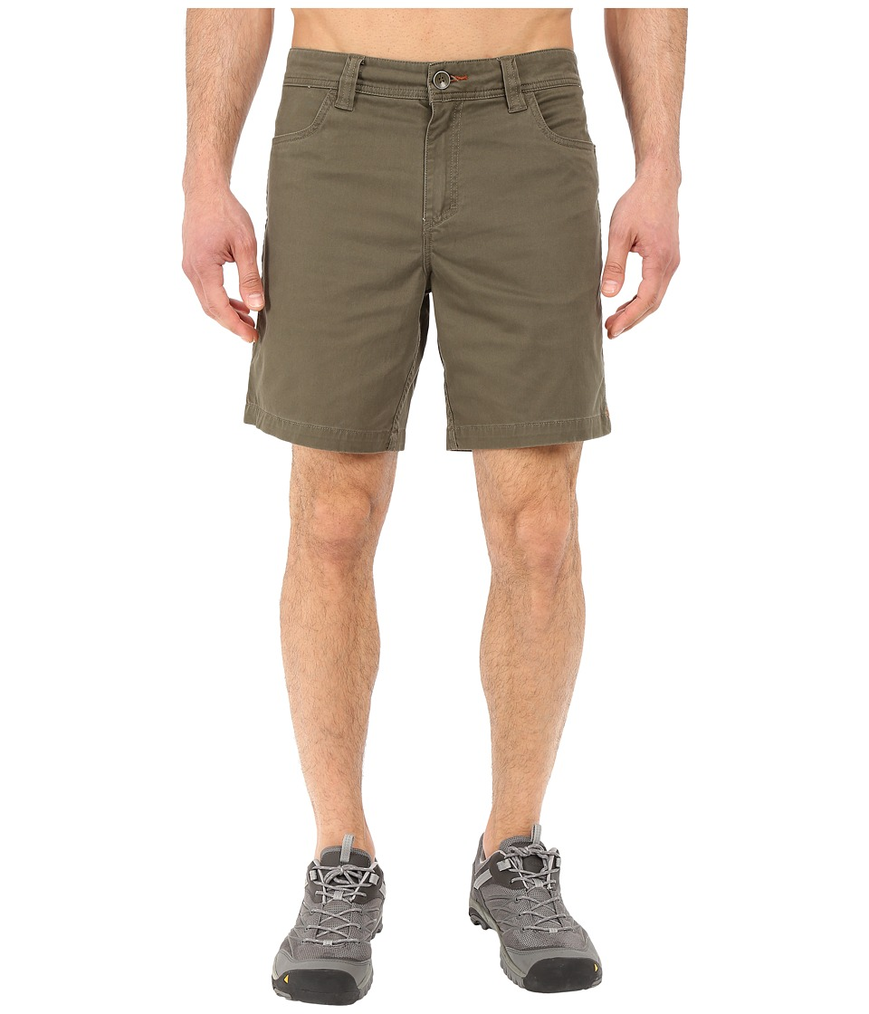 Toad&Co - Mission Ridge Short (Dark Moss) Men's Shorts