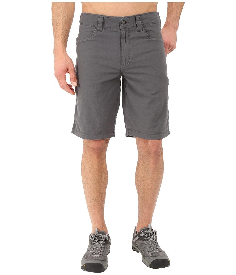 Toad&Co - Hayden Shorts (Dark Graphite) Men's Shorts