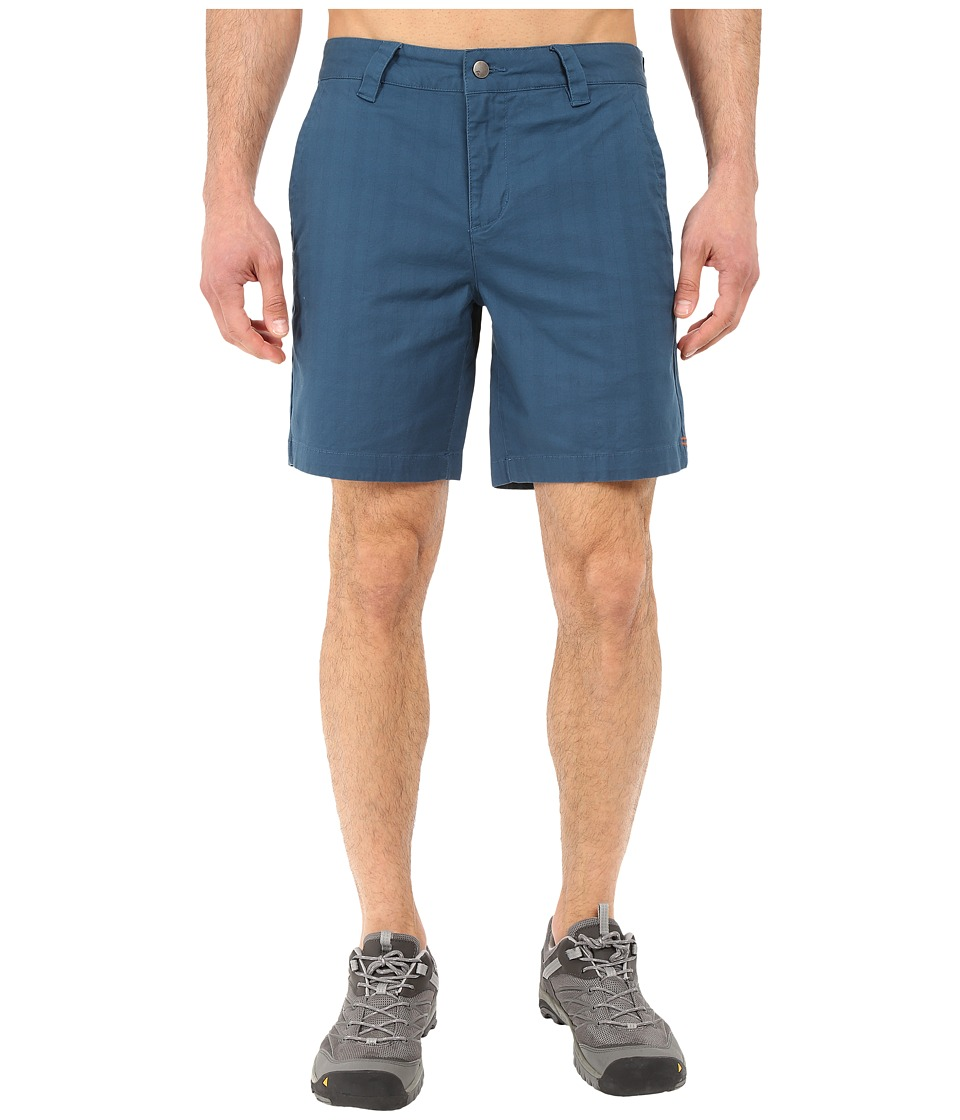 Toad&Co - Swerve Short (Inky Teal) Men's Shorts