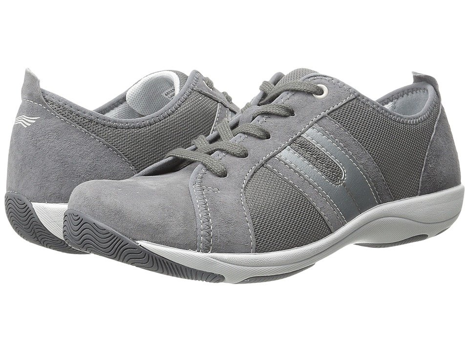 Dansko - Heidi (Pewter Suede) Women's Shoes
