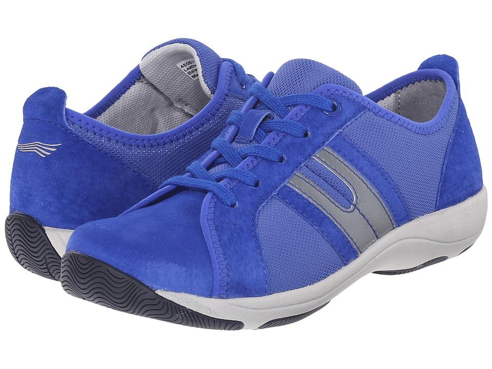 Dansko - Heidi (Cobalt Suede) Women's Shoes