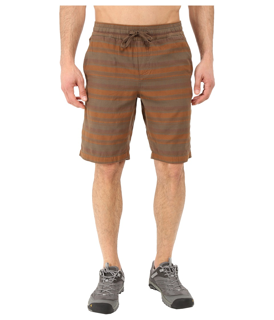 Toad&Co - Levon Shorts (Acorn Stripe) Men's Shorts