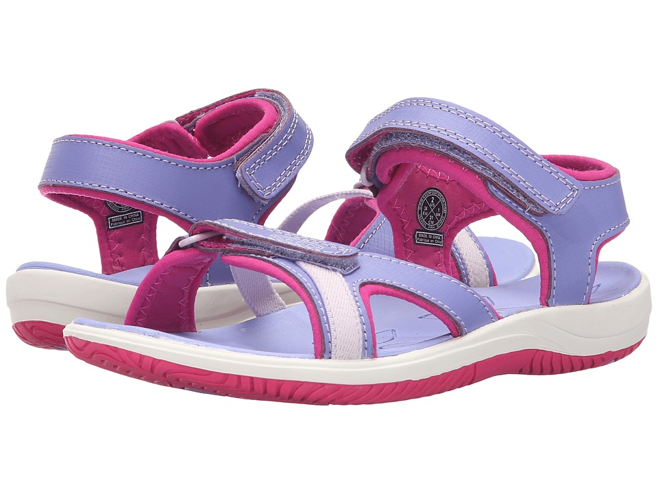 Keen Kids - Harper (Little Kid/Big Kid) (Periwinkle/Very Berry) Girls Shoes